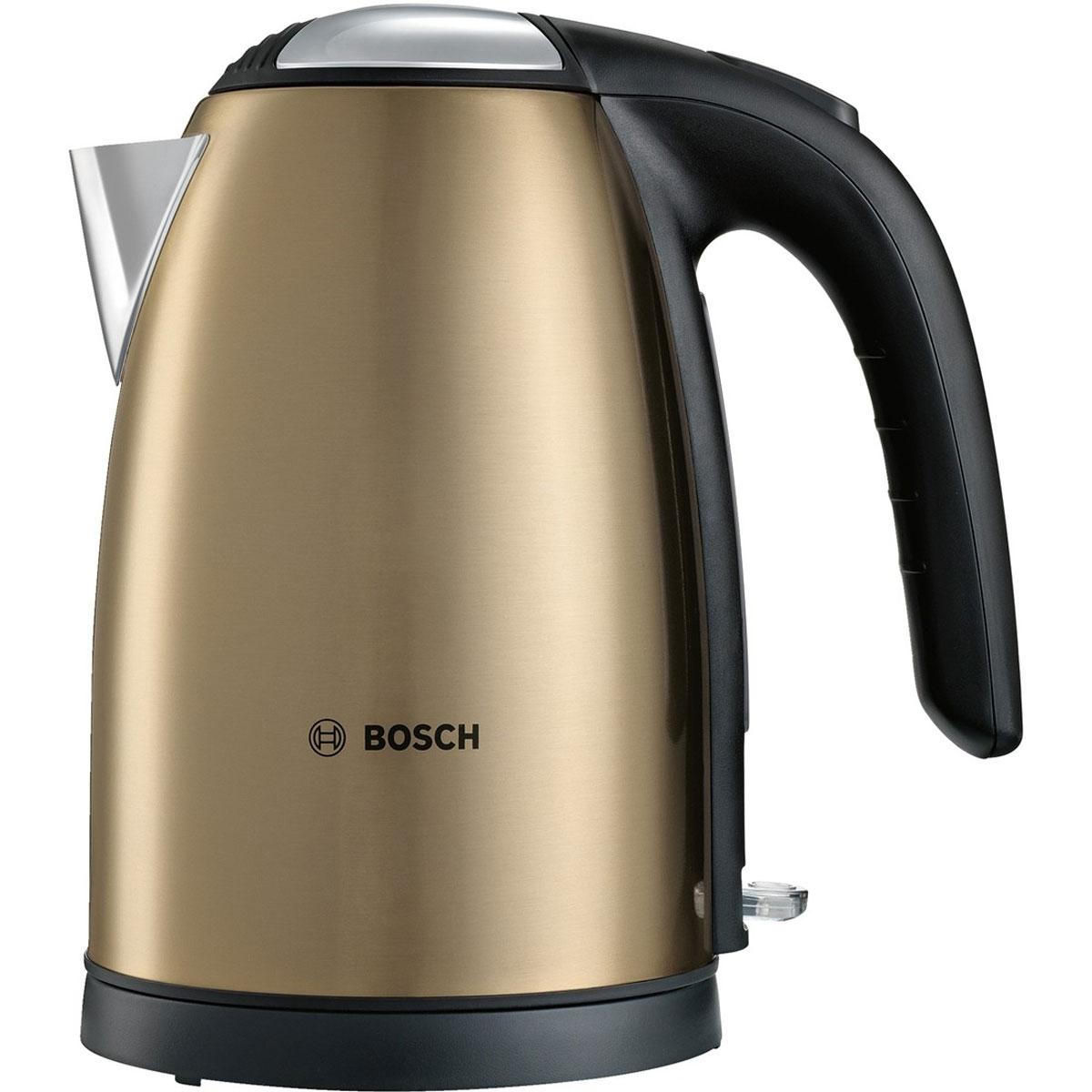 Bosch TWK 7808, Gold чайник чайник bosch twk 6001
