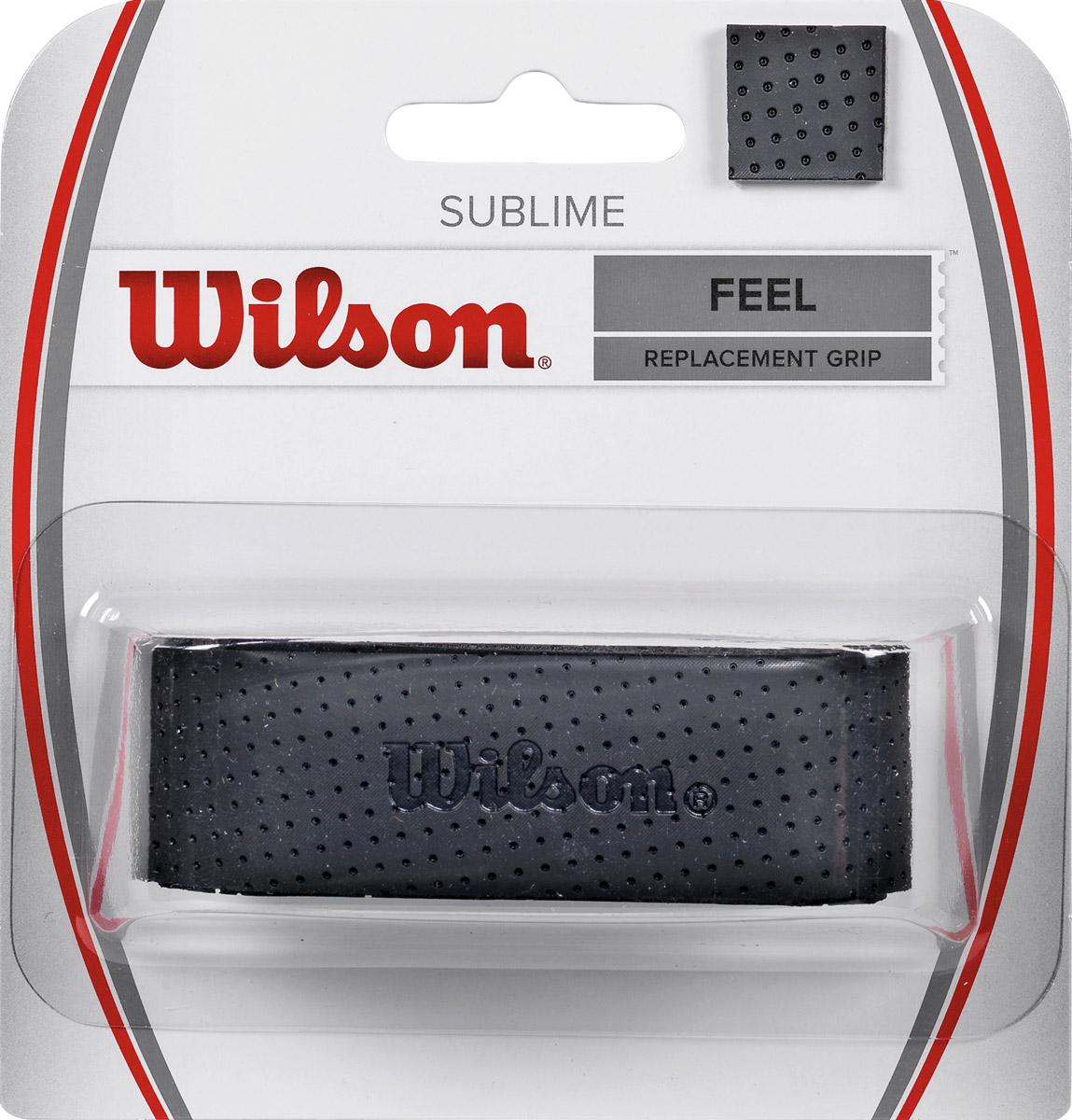 Базовая намотка Wilson Sublime Grip Bk