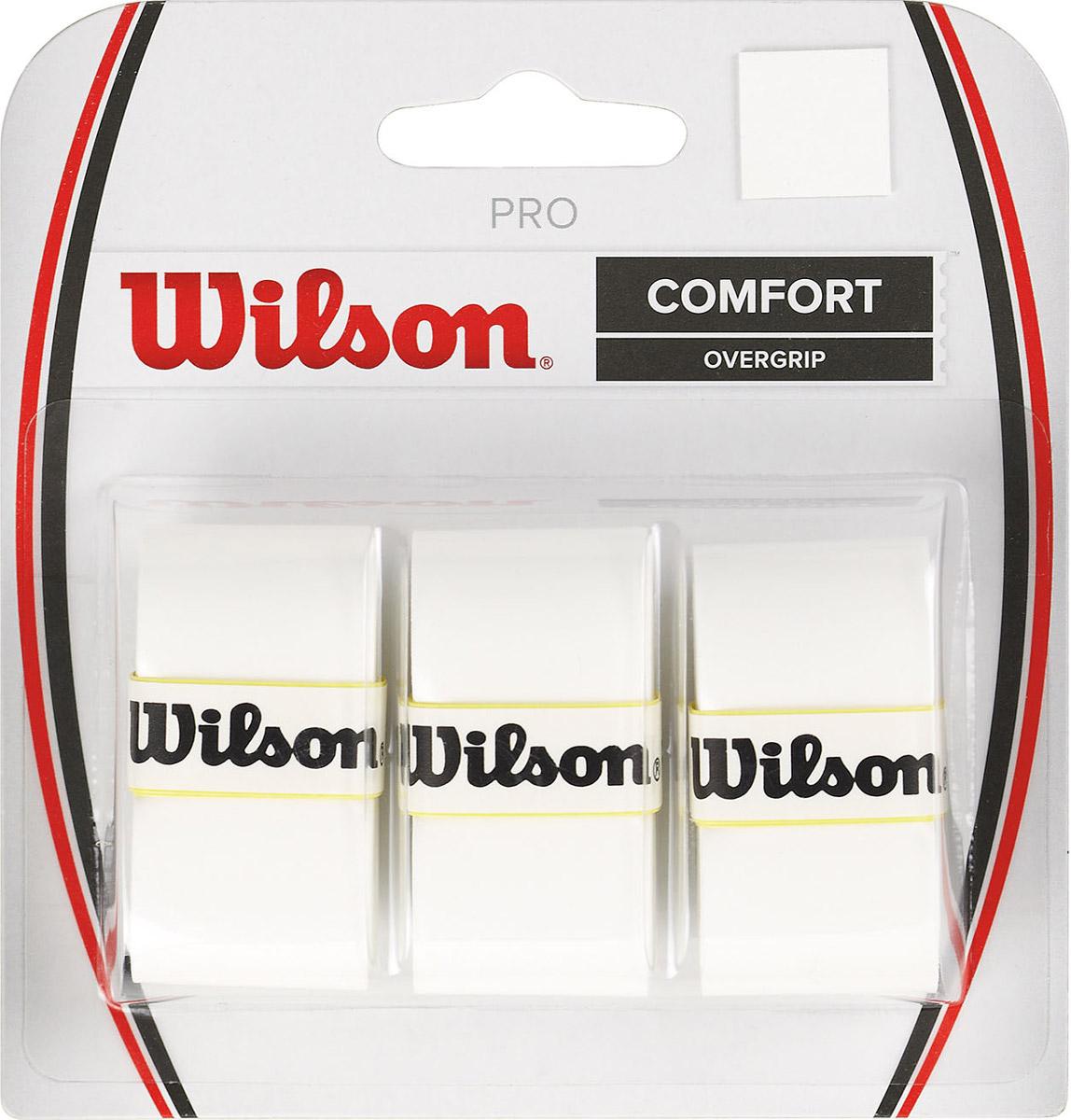 Намотка Wilson Pro Overgrip WhWRZ4014WHОбмотка Wilson Pro Overgrip Blade- это самый популярный овергрипп в мире теперь и в цветах САМОГО ПОПУЛЯРНОГО СЕМЕЙСТВА РАКЕТОК В МИРЕ - СЕМЕЙСТВА BLADE. Сделает Ваш день и окрасит Вашу любимую ракетку в новые яркие тона!