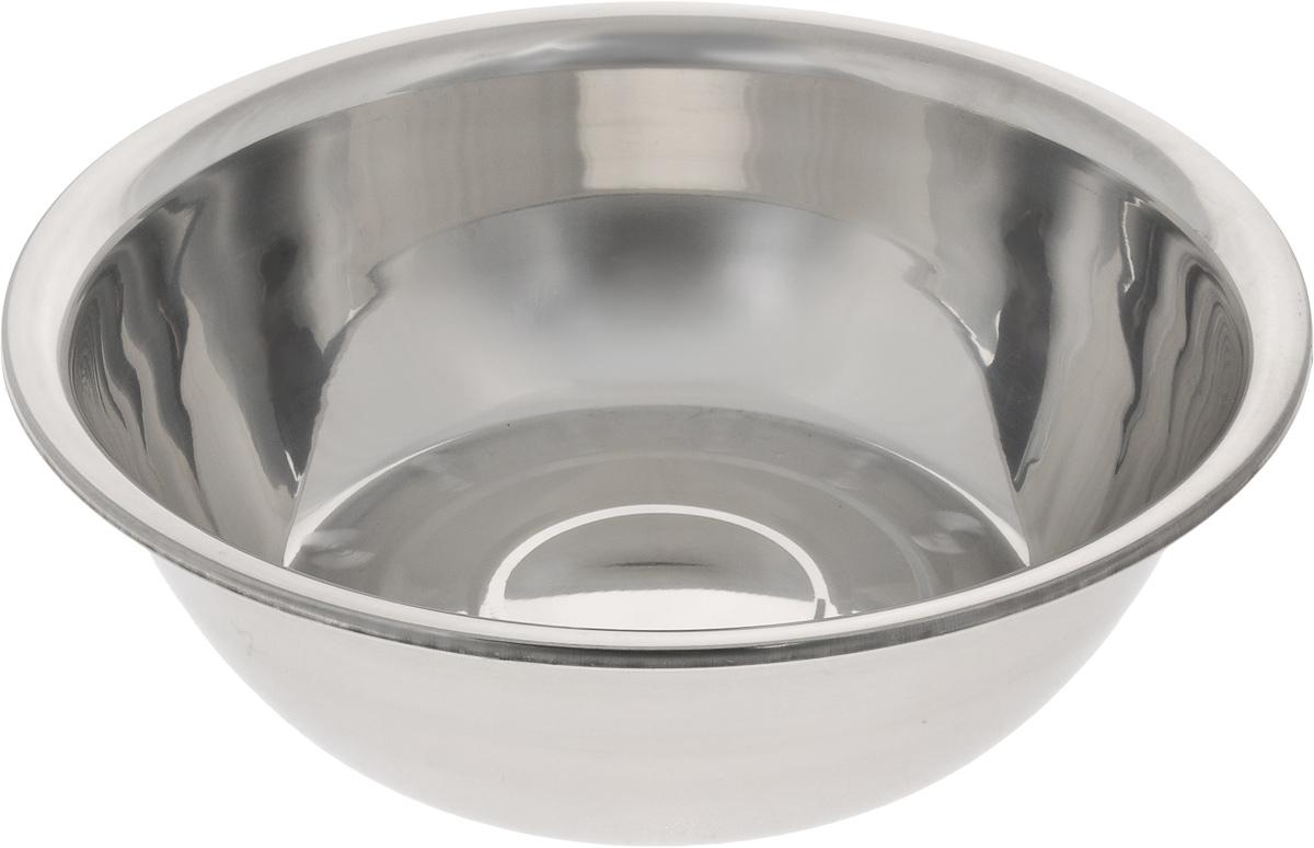 Таз Mayer & Boch, 8 л. 2346623466Таз Mayer & Boch изготовлен из высококачественной пищевой нержавеющей стали. Применяется во время стирки или для хранения различных вещей. Комбинированная полировка поверхности (зеркальная и матовая) придает изделию привлекательный внешний вид. Внутренняя поверхность идеально ровная, что значительно облегчает мытье.Диаметр (по верхнему краю: 38 см.Высота стенки: 12 см.