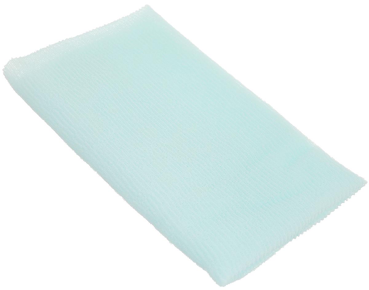 Мочалка SungBo Clean&Beauty Wave, цвет: бирюзовый, 28 х 95 смУТ000000675_бирюзовыйМочалка SungBo Clean&Beauty Wave выполнена из высококачественного нейлона. Благодаря оригинальной вязке из гофрированного волокна изделие создает одновременно ощущение мягкости так и ощущение пилинга, нежно отшелушивая огрубевшую кожу. Шероховатая текстура стимулирует циркуляцию крови по всему телу и помогает сохранить здоровье и упругость кожи. Мочалка позволяет получать обильную пену, используя небольшое количество геля для душа. Ее легко мыть, и она быстро сохнет.Такая мочалка станет незаменимым аксессуаром ванной комнаты.Размер мочалки: 28 х 95 см.