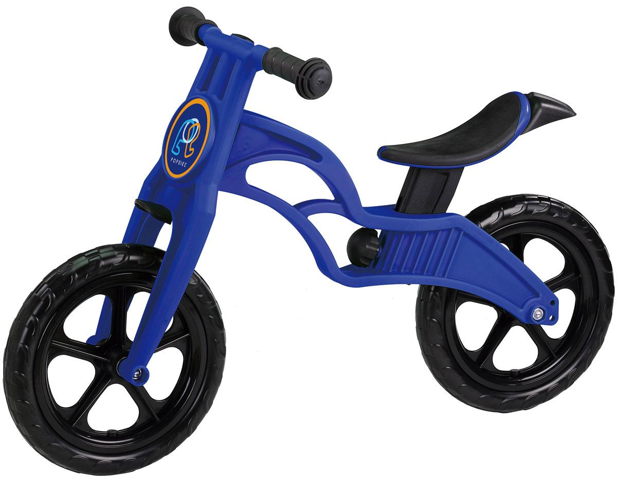 Pop Bike Беговел детский Sprint с бескамерными колесами цвет синий -  Беговелы