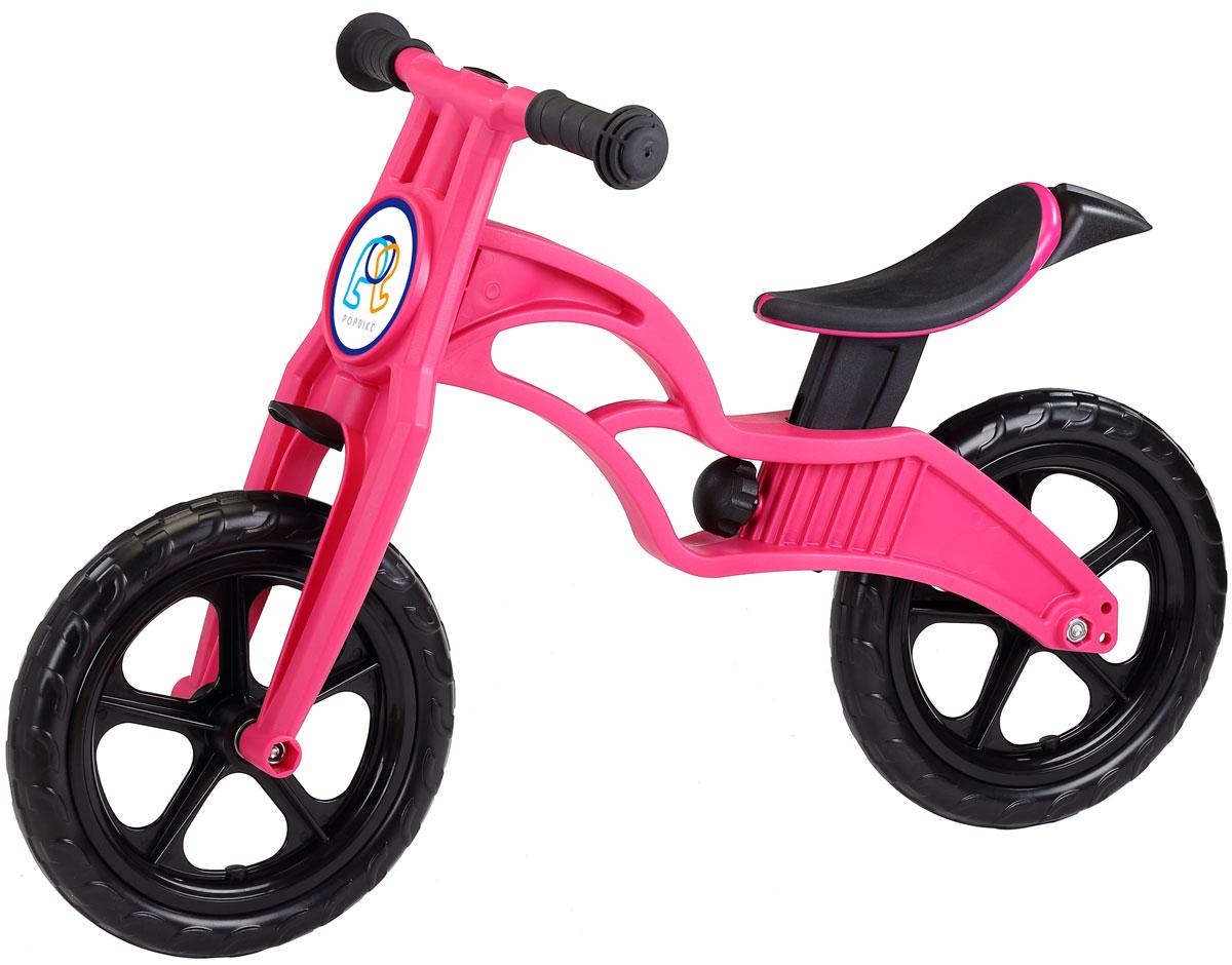 Pop Bike Беговел детский Sprint с бескамерными колесами цвет розовый -  Беговелы