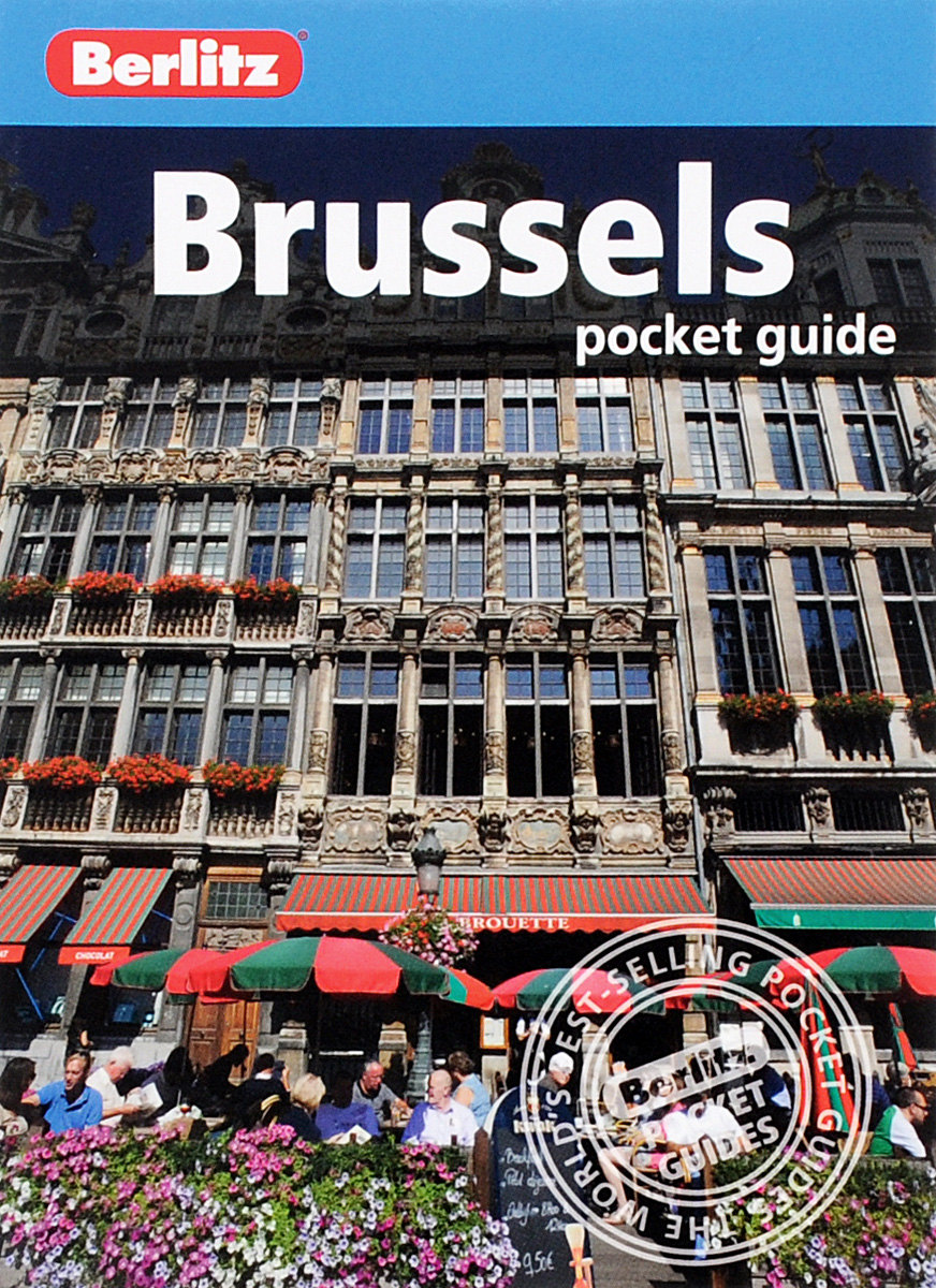 Berlitz: Brussels Pocket Guide тарзан love story 2018 10 12t19 00