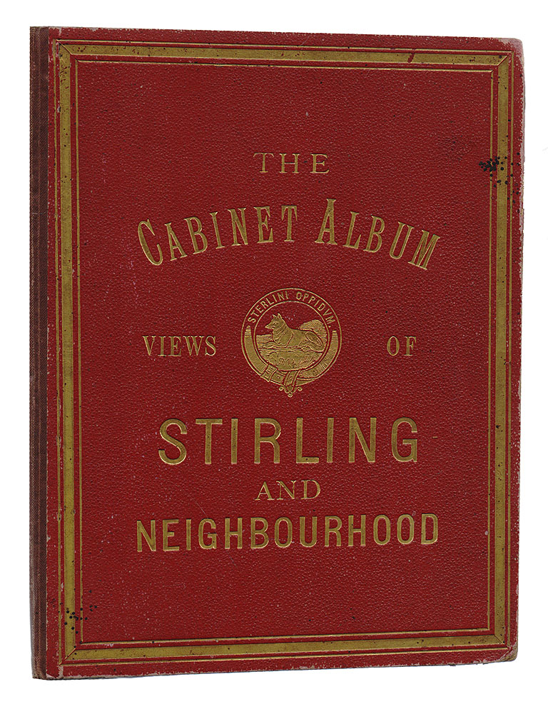 The Cabinet Album. Views of Stirling and Neighbourhood culture and trauma among war affected communities