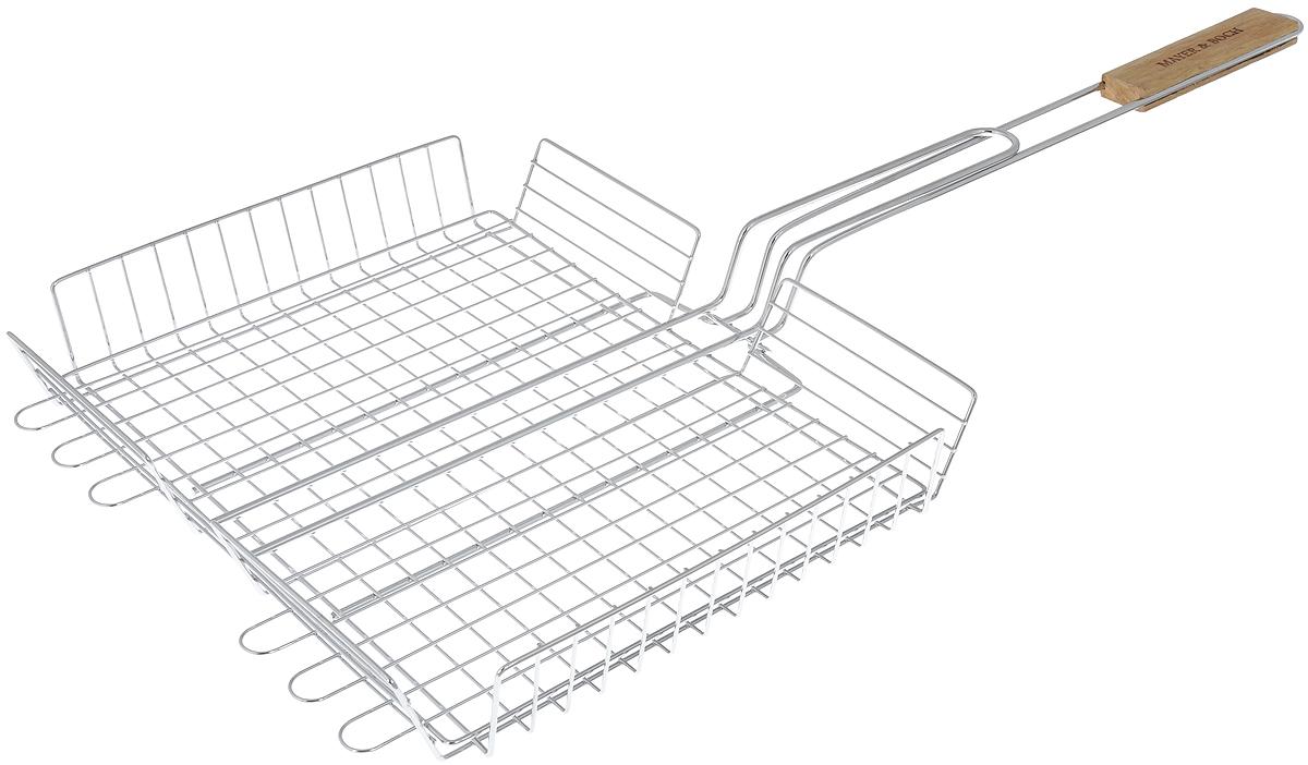Решетка для гриля Mayer & Boch, 36 х 29,5 см