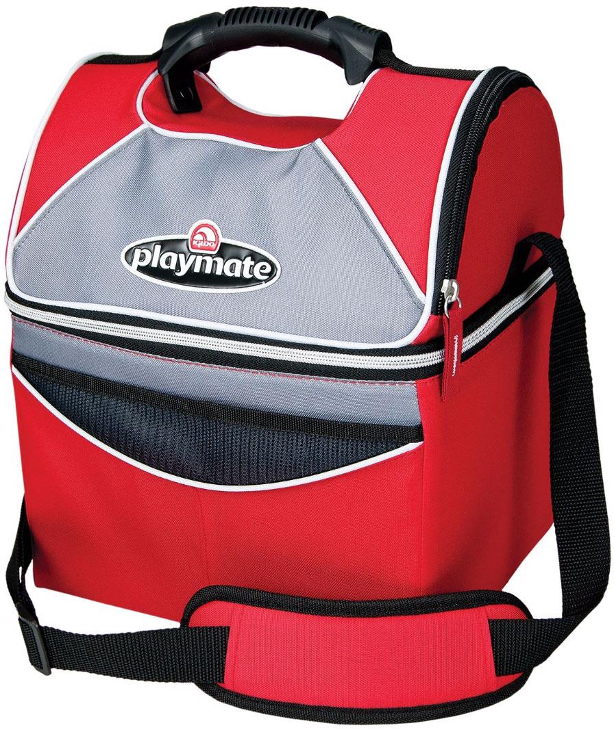 Сумка-термос Igloo PM GRIPPER 22, цвет: красный00157767Малая изотермическая сумка с регулируемым по длине плечевым ремнем на мягкой плечевой подложке, фронтальным карманом и карманом-сеткой на внутренней части крышки. Превосходно подойдет для индивидуального, ежедневного использования.Преимущества:- Она легкая и вместительная изотермическая сумка идеальна для семейного отдыха.- Прочная и практичная в уходе внешняя ткань.- Внутренний отражающий слой с антибактериальным покрытием абсолютно герметичен.- Надежная изоляция обеспечивает продолжительное сохранение температуры продуктов.- Внешний карман для мелких предметов.- Внутренний карман-сетка.- Регулируемый по длине ремень для переноски на плече c мягкой, противоскользящей подушкой.- Опция бокового доступа к карману-сетке в верхней части крышки.Длина: 29,2 см. Ширина: 24,1 см. Высота: 35,6 см.