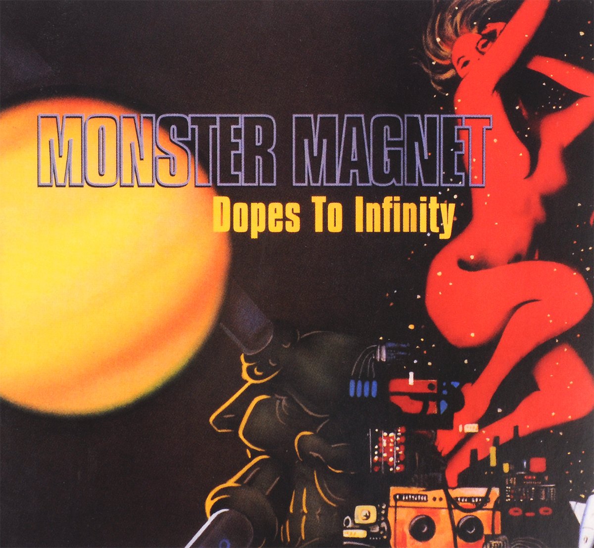 Monster Magnet. Dopes To Infinity. Deluxe Edition (2 CD)