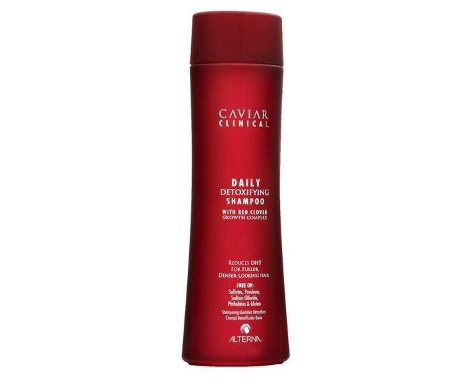 Alterna Шампунь-детокс Caviar Clinical Daily Detoxifying Shampoo — 250 мл alterna эликсир быстрый рост волос caviar repair rx lengthening hair and scalp elixir 50 мл