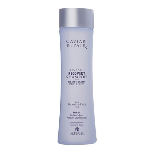 Alterna Шампунь Быстрое восстановление Caviar Repair Rx Instant Recovery Shampoo — 250 мл alterna эликсир быстрый рост волос caviar repair rx lengthening hair and scalp elixir 50 мл