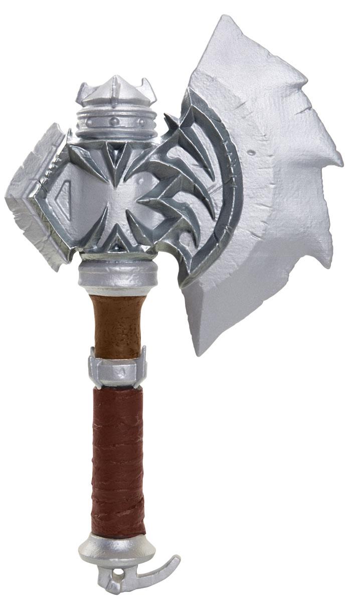 Warcraft. Игрушечное оружие Топор Дуротана фигурка jakks pacific warcraft blackhand