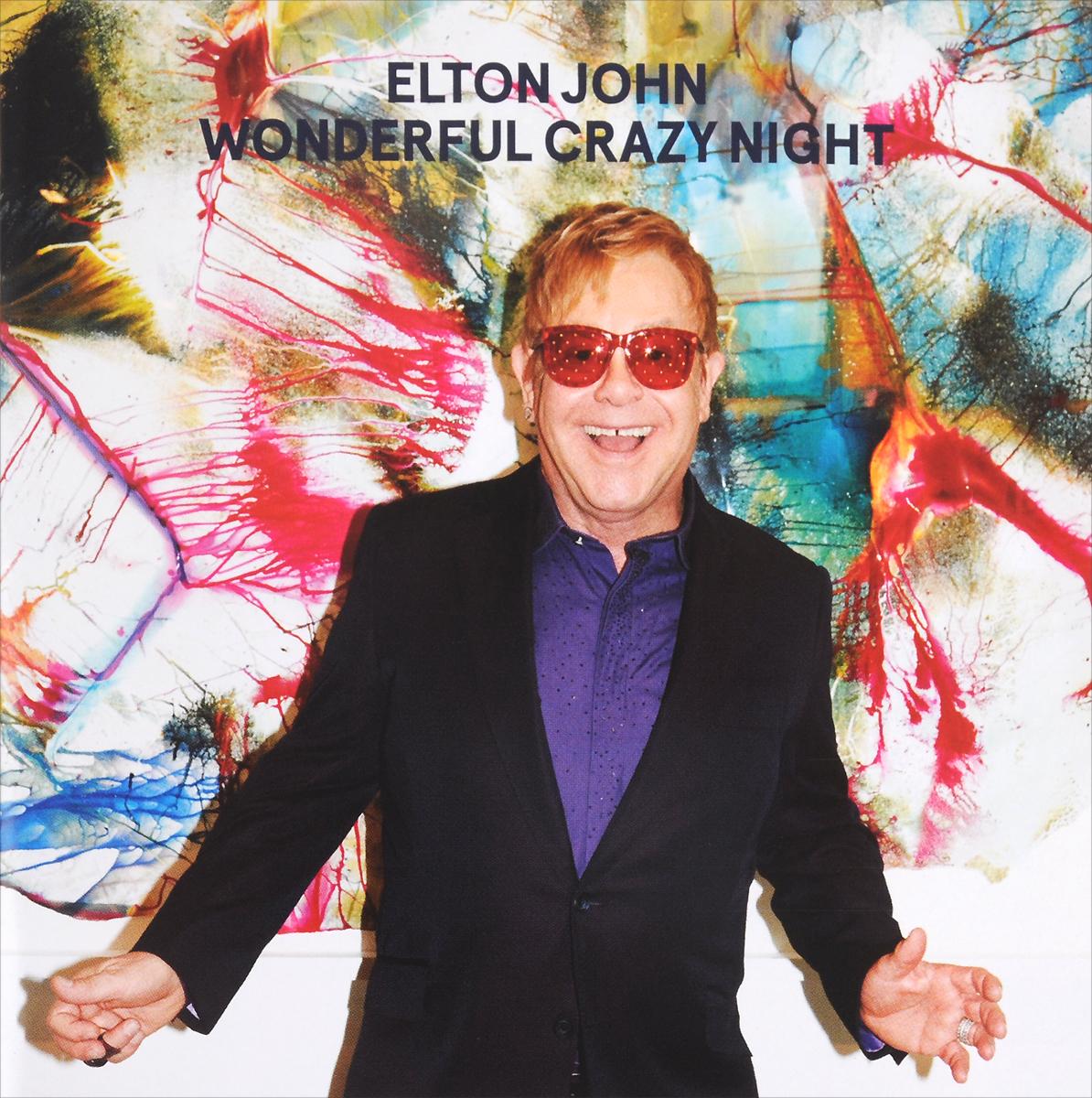 Элтон Джон Elton John. Wonderful Crazy Night цены онлайн