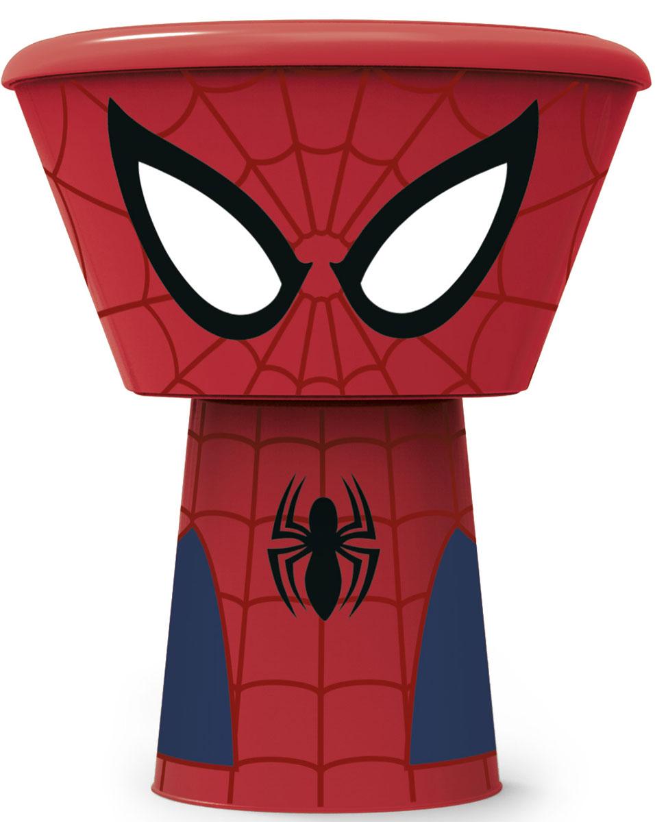 """Набор детской посуды Stor """"Человек-паук"""" - выполнен из пищевого пластика, оформлен с изображением любимых героев."""