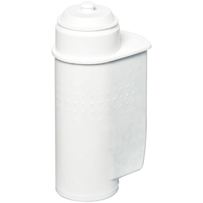 Bosch 575491 фильтр для кофемашин575491Фильтр для кофемашин Bosch 575491 эффективно очищает около 50 литров воды, то есть должен заменяться после400 чашек кофе или 1000 чашек эспрессо. Использование данного фильтра защищает важные элементы прибора -нагревательный элемент и т.д., что увеличивает срок службы кофемашины.