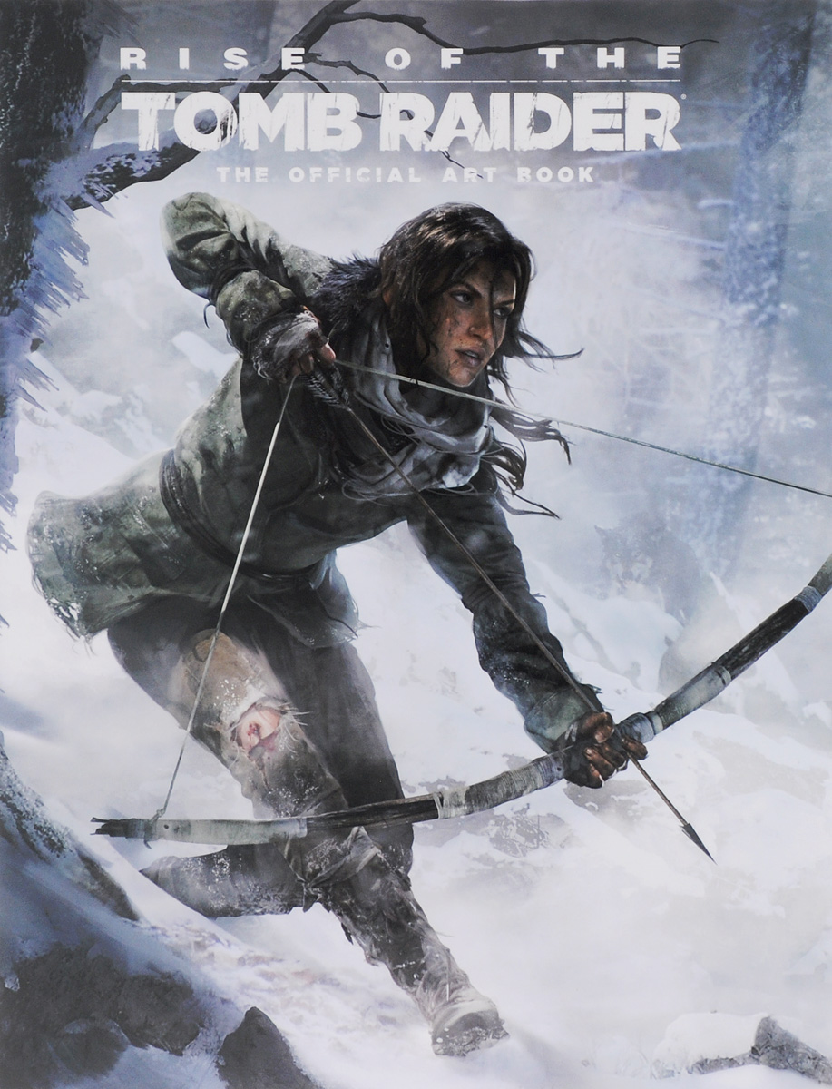 Rise of the Tomb Raider: The Official Art Book awo compatibel projector lamp vt75lp with housing for nec projectors lt280 lt380 vt470 vt670 vt676 lt375 vt675