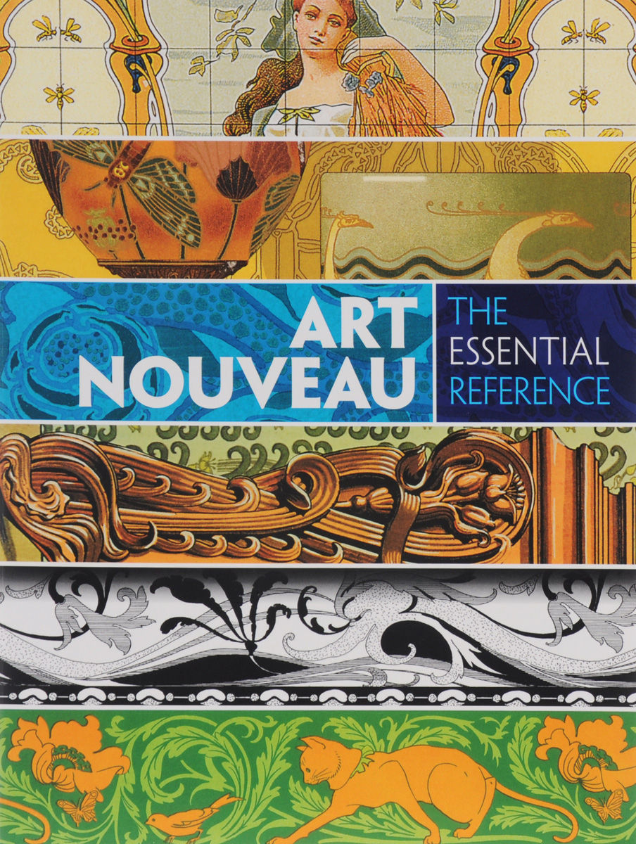 Art Nouveau: The Essential Reference the art of battlefield 1