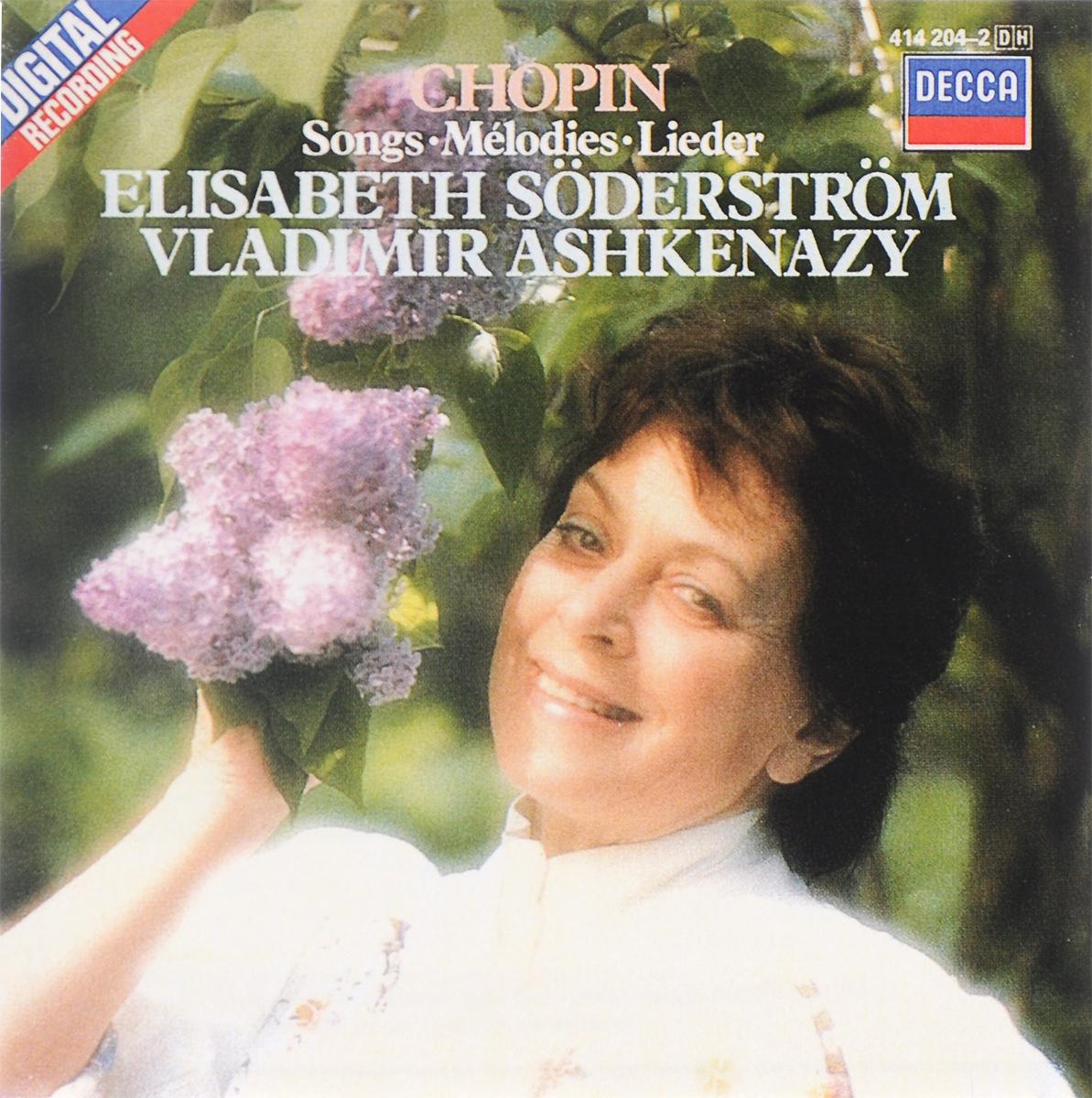 Vladimir Ashkenazy. Chopin. Songs, Op. 74