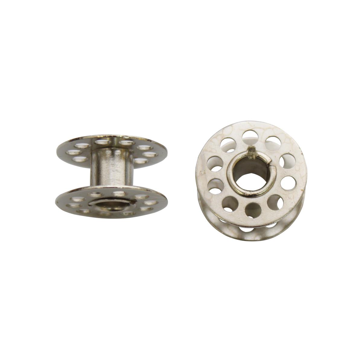 Шпулька Bestex, металлическая, 0350-0003, 10шт163057Шпулька Bestex изготовлена из высококачественного металла. В набор входит 10 шт.