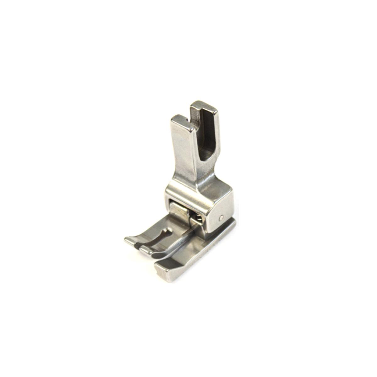 Лапка для швейной машины Bestex, правая, для отстрочки края материалов, 5 мм580836Лапка для швейной машины Bestex изготовлена из металла. Изделие используется для отстрочки края материалов. Подходит для большинства современных бытовых швейных машин.