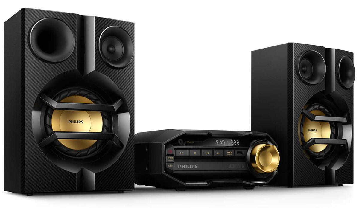 Philips FX10/12 мини Hi-Fi система - Музыкальные центры