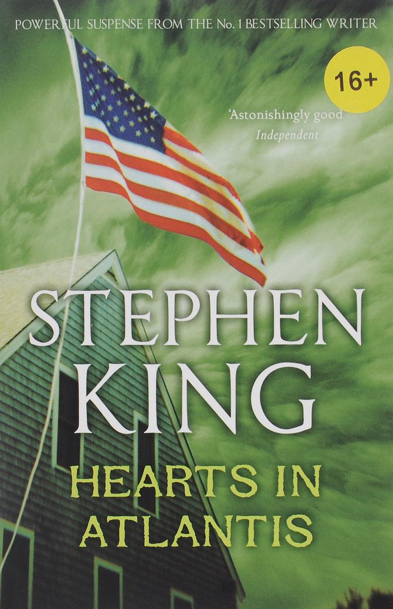 Hearts in Atlantis irina borisova lonely place america novel in stories