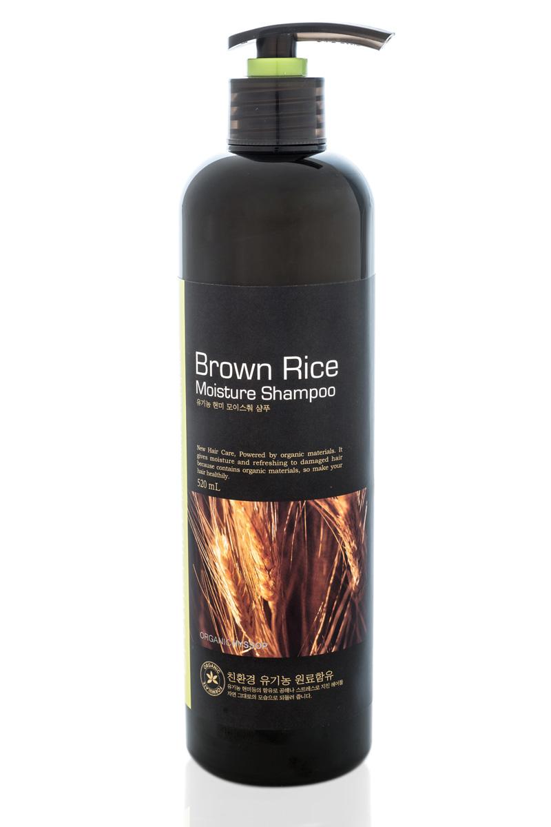 Brown Rice Шампунь увлажняющий Hyssop Moisture, 520 мл8809038599874Экстракты натурального шелка и органические ингредиенты защищают волосы от вредного воздействия окружающей среды , делая их мягкими и сияющими. Насыщенная формула и консистенция шампуня позволяет получить дополнительный эффект при обычном его использовании. Предохраняет от появления перхоти, обладает антивоспалительным и антибактериальным эффектом. Экстракт темного риса омолаживает волосы, улучшает метаболизм и циркуляцию крови. Предотвращает выпадение волос благодаря эффекту улучшения циркуляции крови. Увеличивает рост волос, обладает увлажняющим эффектом.На основе органического масла отрубейкоричневого рисаи маслалемонграса.БЕЗ ПАРАБЕНОВ И SLS. Усиливает кровообращение, устраняет перхоть, зуд кожи головы, увлажняет, питает и защищает волосы от ежедневных стрессов.