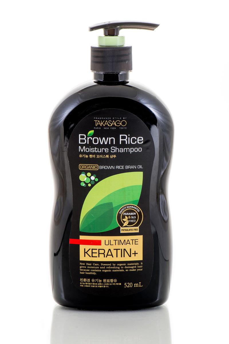 Brown Rice Шампунь увлажняющий Moisture Organic Bran Oil, 520 мл8809193040310Шампунь разработан для деликатного очищения и ухода за волосами любого типа. Органическое масло отрубей дикого риса и эфирное масло лемонграсса делают волосы мягкими и сияющими, защищает от вредного воздействия окружающей среды, обезвоживания и сухости. Совместно с креатином, они ухаживают за волосяным стержнем по всей длине, придают волосам дополнительный объем, эластичность и прочность.На основе органического масла отрубейкоричневого рисаи маслалемонграсса.БЕЗ ПАРАБЕНОВ И SLS. Усиливает кровообращение, устраняет перхоть, зуд кожи головы, увлажняет, питает и защищает волосы от ежедневных стрессов.