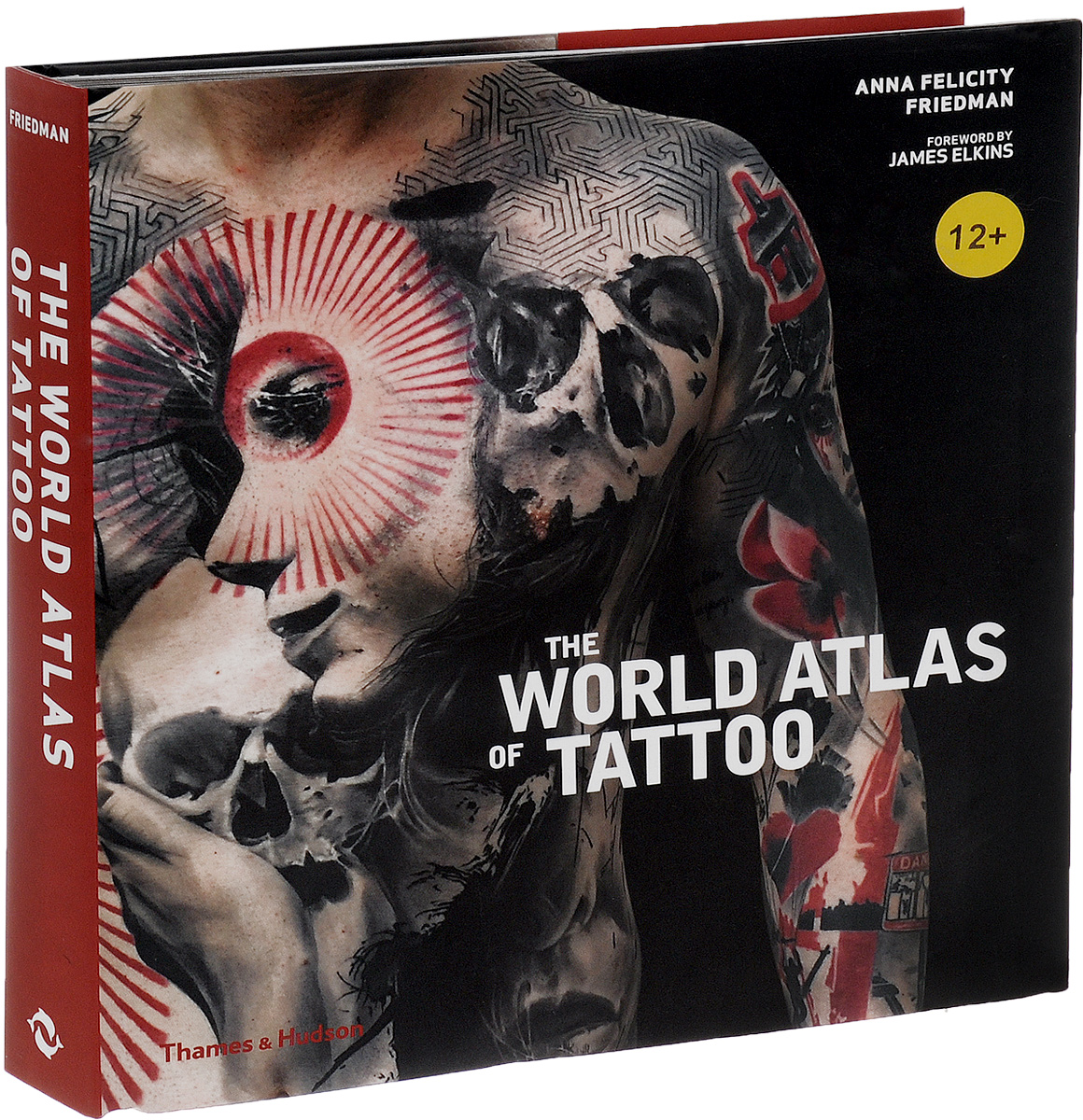 The World Atlas of Tattoo atlas of the world picture book