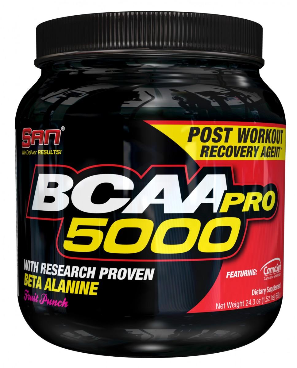 Комплекс аминокислот SAN BCAA-Pro 5000, 690 г prolab bcaa prolab plus 180капс