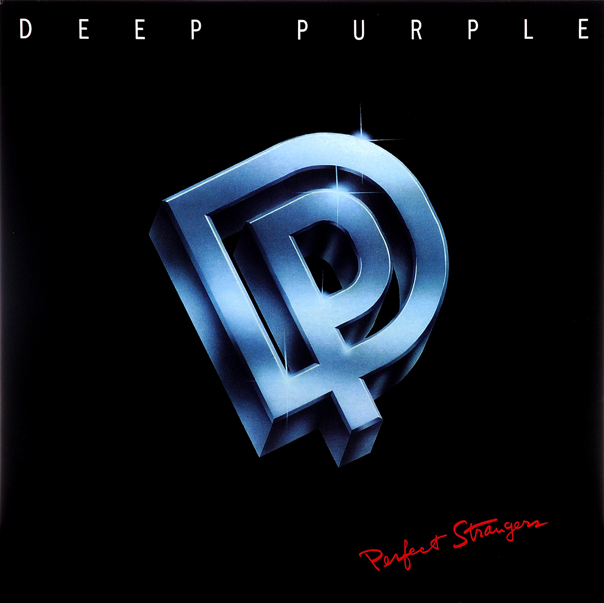 """Deep Purple"" Deep Purple. Perfect Strangers (LP)"