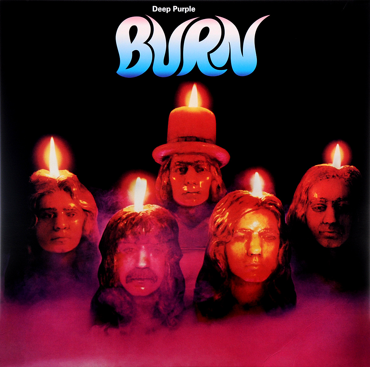 """Deep Purple"" Deep Purple. Burn (LP)"