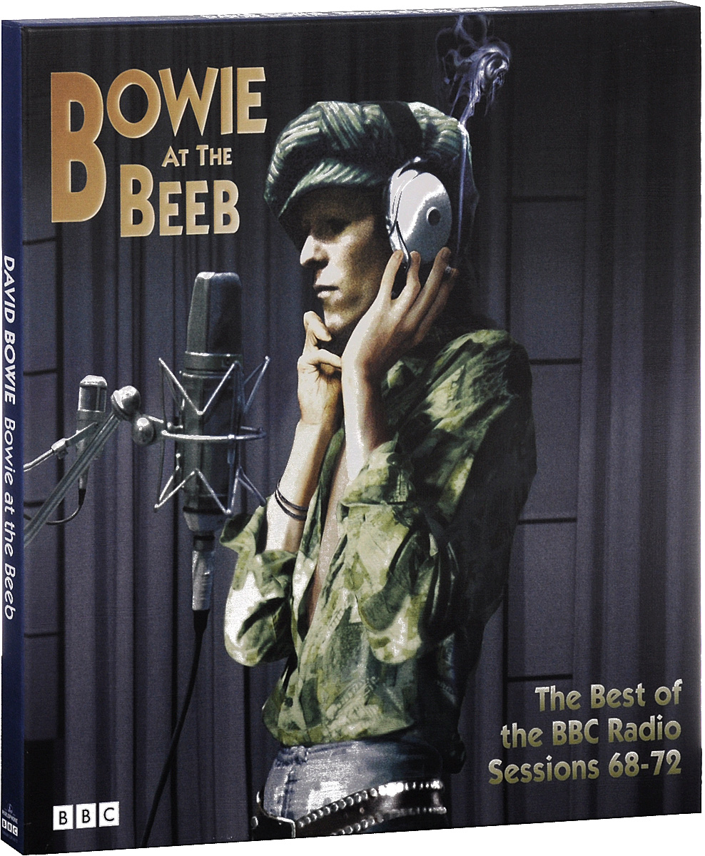 Дэвид Боуи David Bowie. Bowie At The Beeb (4 LP) цена и фото