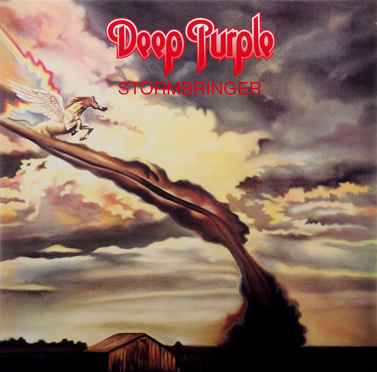 """Deep Purple"" Deep Purple. Stormbringer (LP)"
