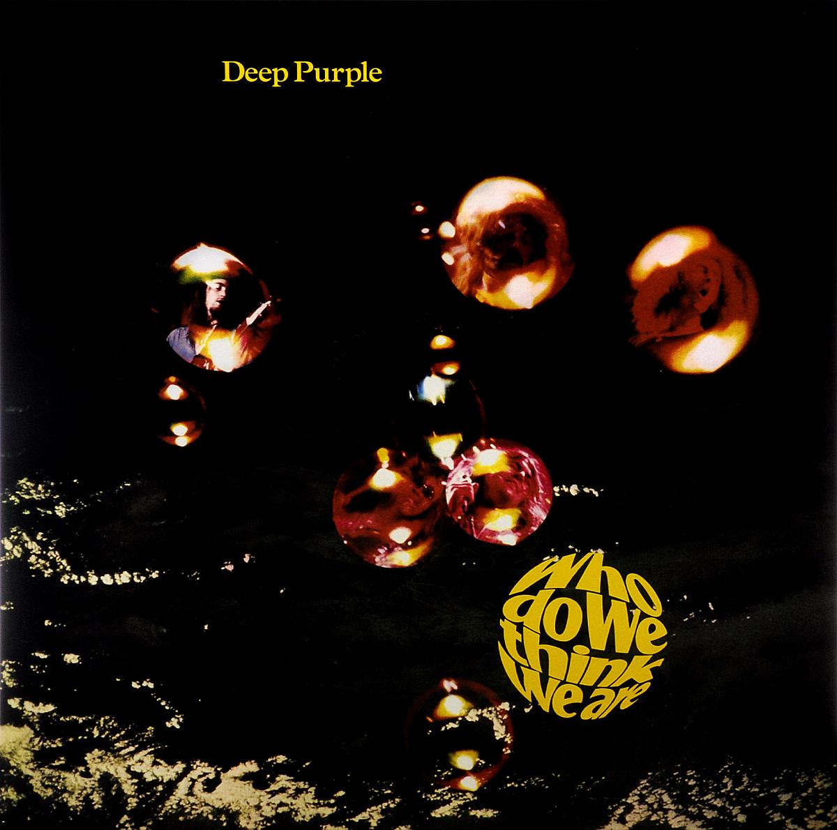 Deep Purple Deep Purple. Who Do We Think We Are (LP) sol republic tracks hd mfi purple 1241 05