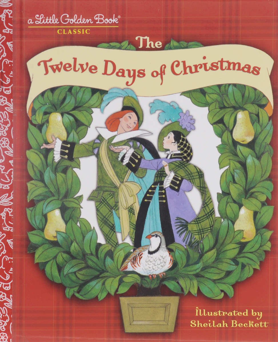 The Twelve Days of Christmas the little book of batman