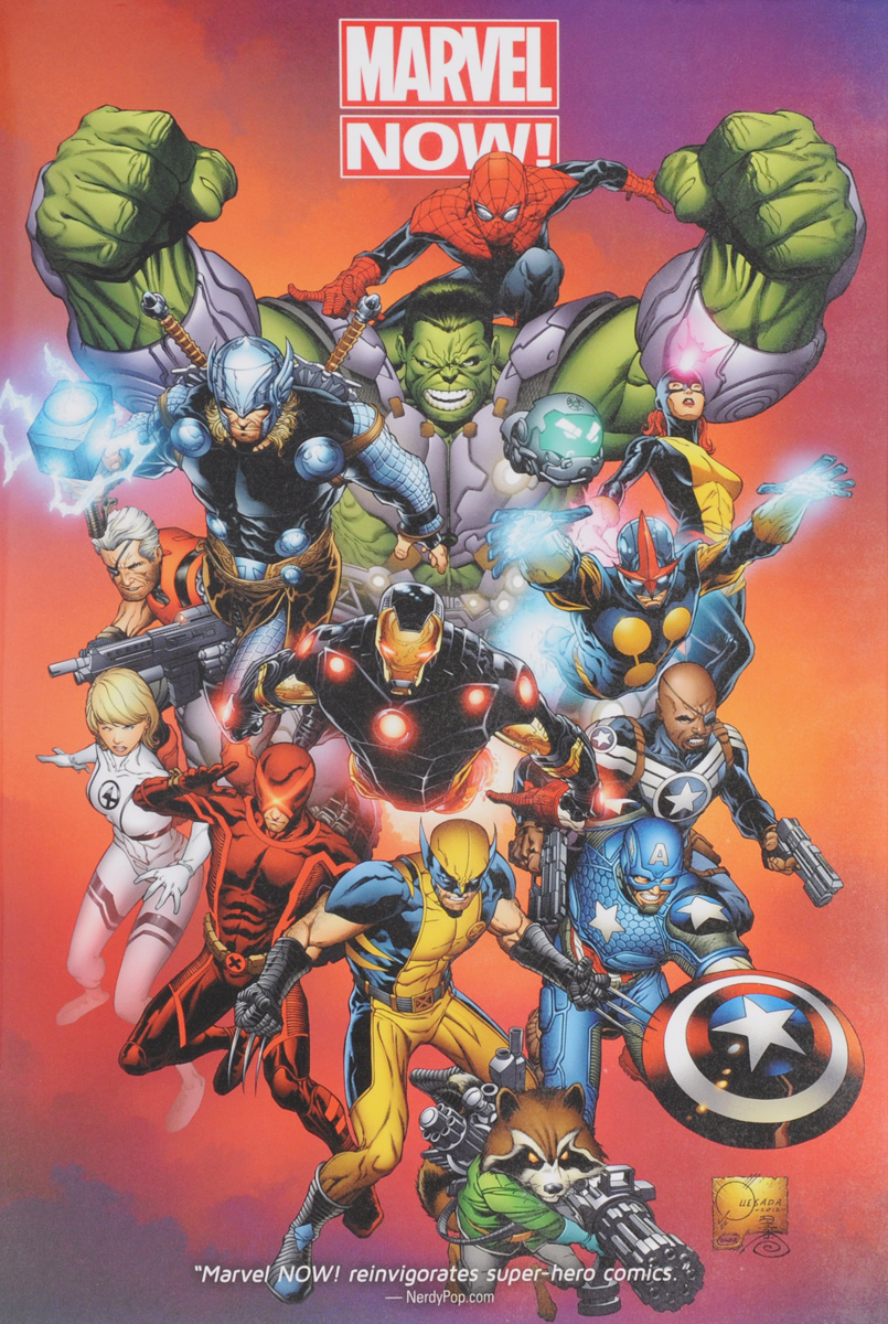 Marvel Now! Omnibus marvel universe by chris claremont omnibus