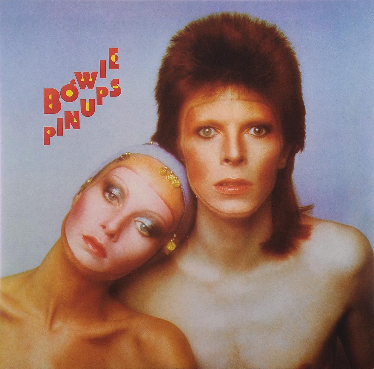 Дэвид Боуи David Bowie. Pinups (LP) david bowie pinups lp