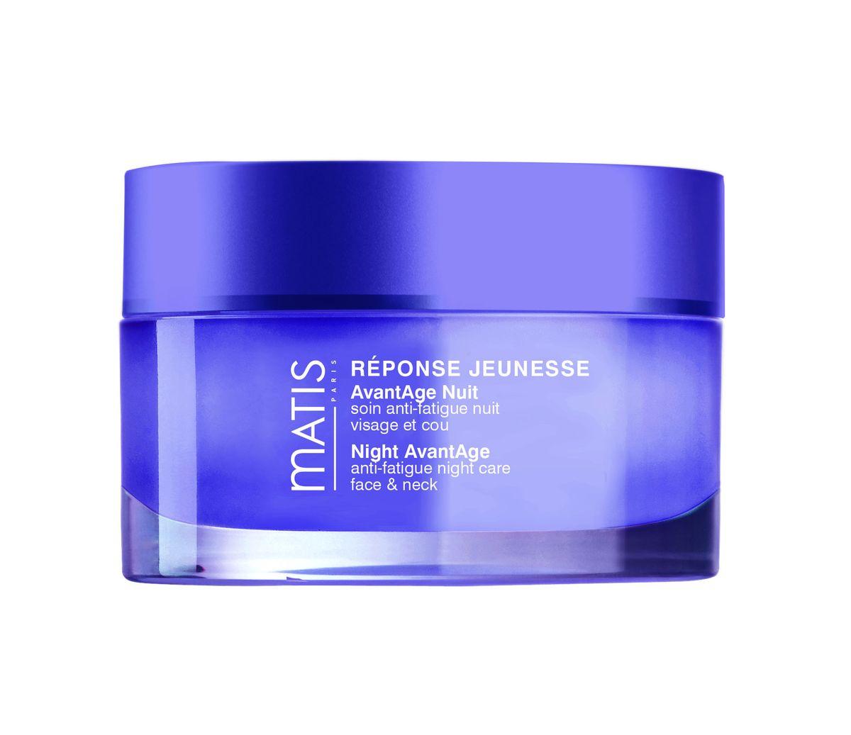 Matis Блеск Молодости Ночной крем предотвращающий старение кожи, 50 мл36492Уникальный ночной уход, который восстанавливает ресурсы кожи после перенесённой нагрузки в дневное время. Средство использует Ваш отдых ночью для стимулирования потенциала кожи и её естественных защитных функций, помогает бороться с признаками усталости и сохранить молодость кожи. Каждое утро: кожа свежая, отдохнувшая; черты лица расслаблены; Кожа выглядит более молодой. Комплекс ChronoSkin - восстанавливает и защищает кожу от негативных последствий, вызванных гликацией; Способствует регенерации и клеточному обновлению.Комплекс ChronoSkinНаносить вечером на очищенную кожу лица и шеи.