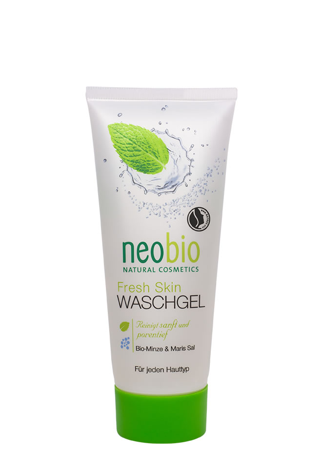 NEOBIO Fresh Skin Очищающий гель для лица, 100 мл