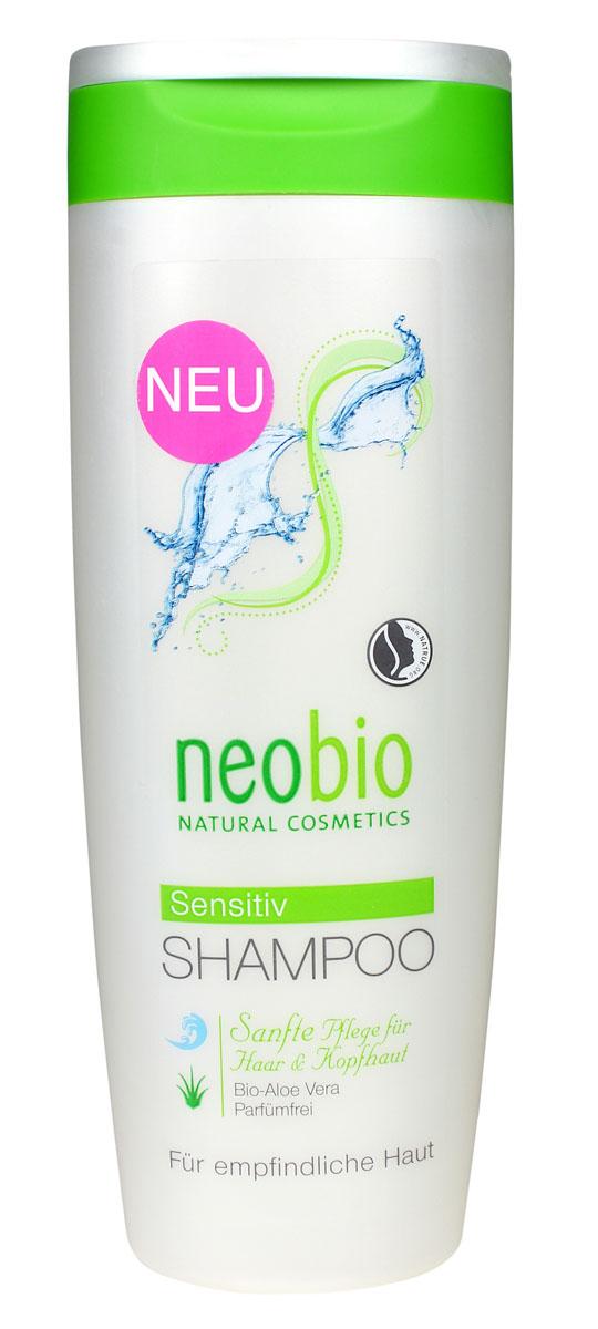 NEOBIO Шампунь для чувствительной кожи головы, 250 мл