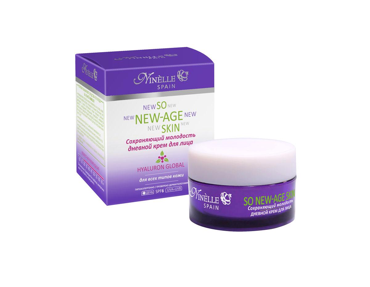 So New-Age Skin Сохраняющий молодость крем для лица ночной, 50 мл1105066997Крем с активной гиалуроновой кислотой максимально усиливает способность кожи восстанавливаться в ночное время. Ускоряет обмен веществ в клетках эпидермиса, насыщает клетки кожи кислородом, придает эластичность и жизненную силу. Оказывает увлажняющее действие. Применение: Наносить вечером на предварительно очищенную кожу лица, шеи и декольте.