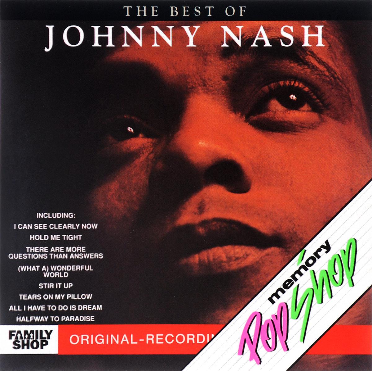 Джонни Нэш Johnny Nash. The Best Of Johnny Nash проекционный тир джонни черепок с 2 мя бластерами johnny the skull