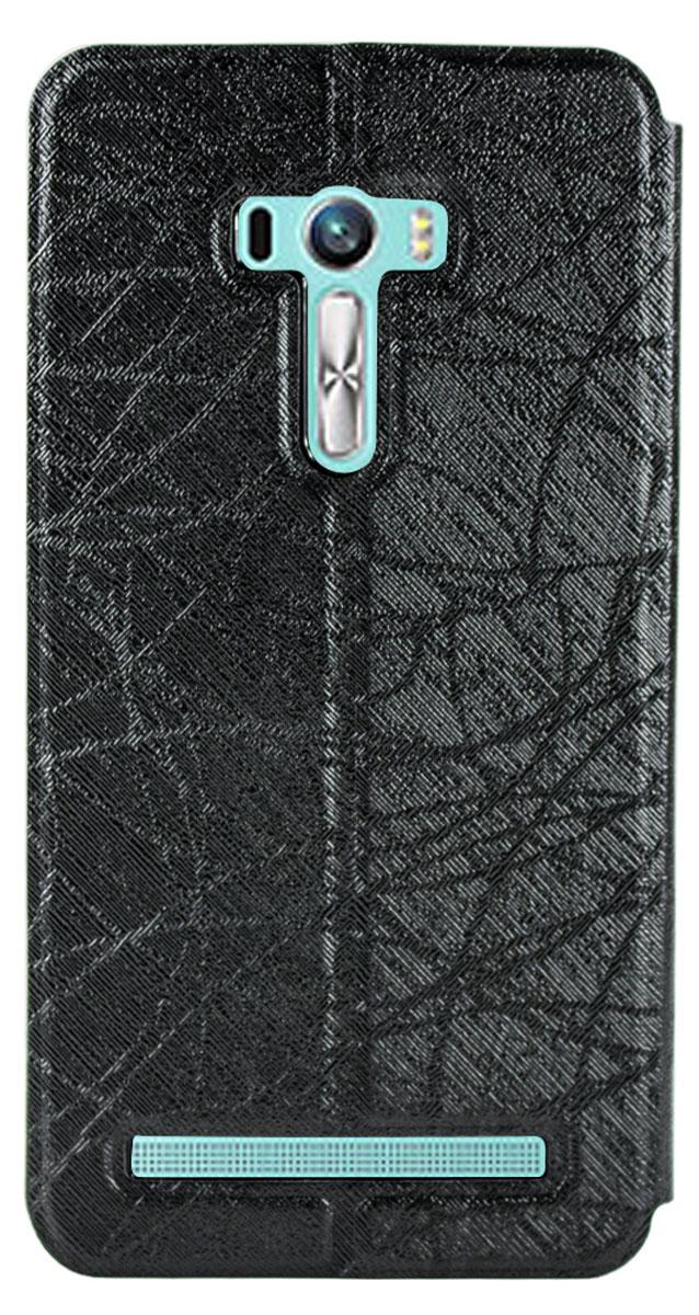 IT Baggage Flip Cover чехол для Asus ZenFone Selfie ZD551KL, Black asus zenfone zoom zx551ml 128gb 2016 black