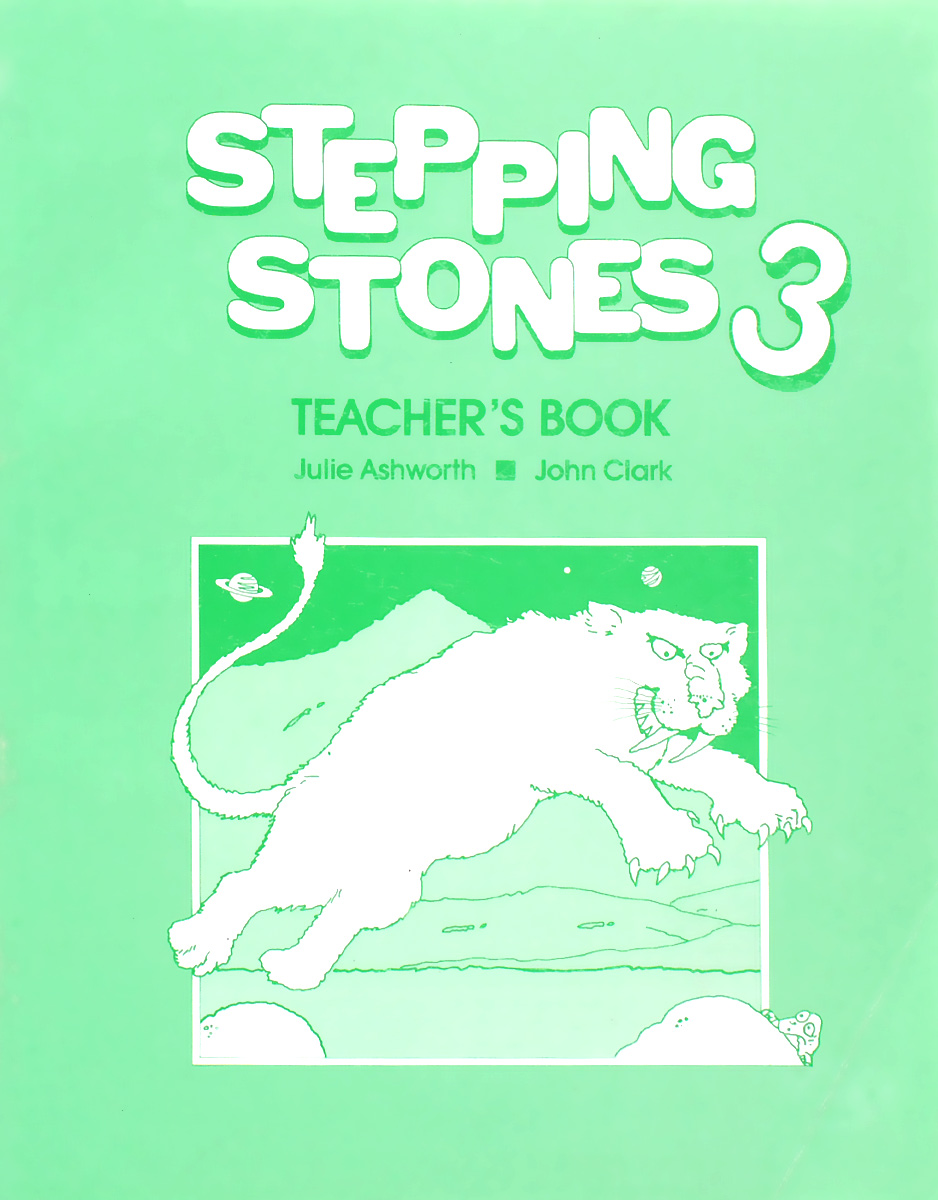 Stepping Stones 3: Teachers' Book Уцененный товар (№1)