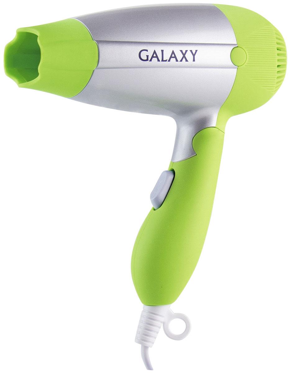 Galaxy GL 4301 фен для волос фен galaxy gl4303 1200 чёрный серебристый
