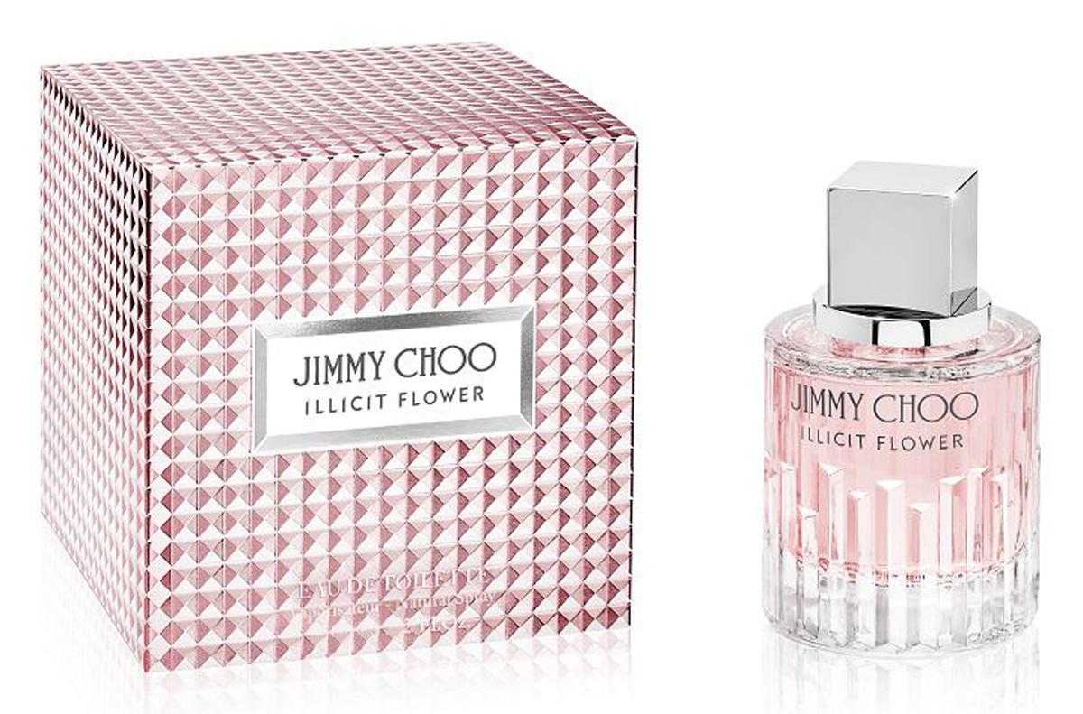 Jimmy Choo Туалетная вода Jimmy Choo Illicit Flower, женская, 40 мл jimmy choo обувь в москве