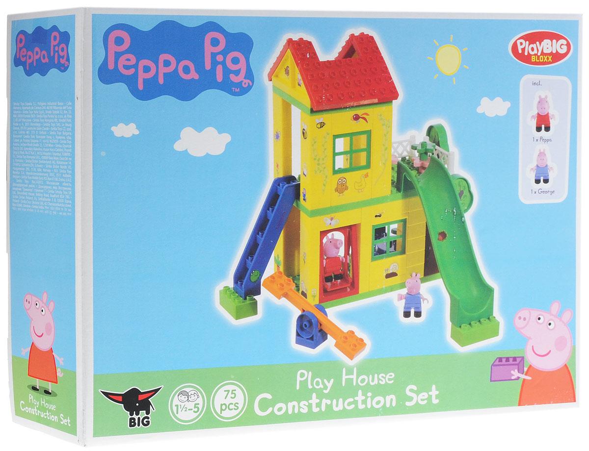 Play Big Конструктор Peppa Pig Игровая площадка конструктор big игровая площадка peppa pig 57076