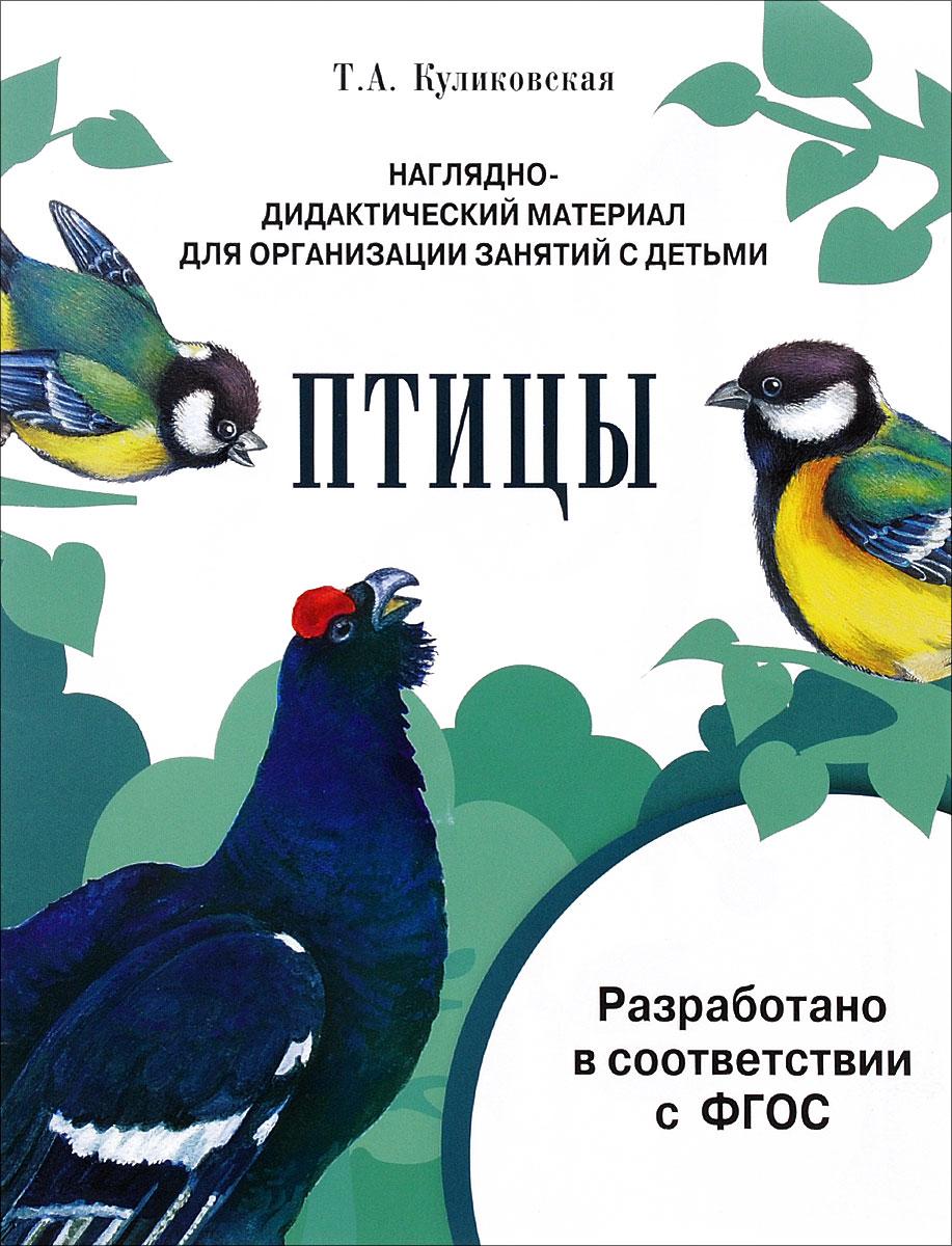Птицы. Дидактический материал