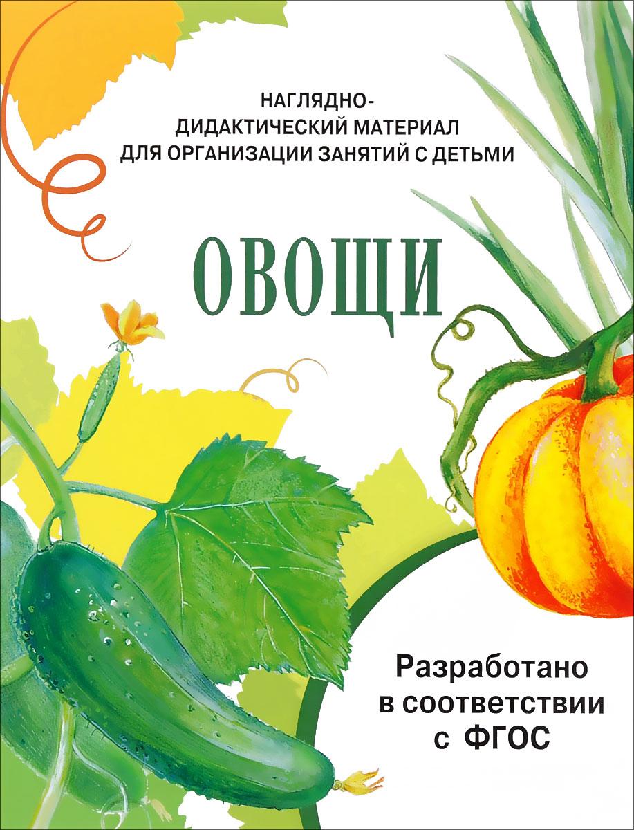 Овощи. Дидактический материал