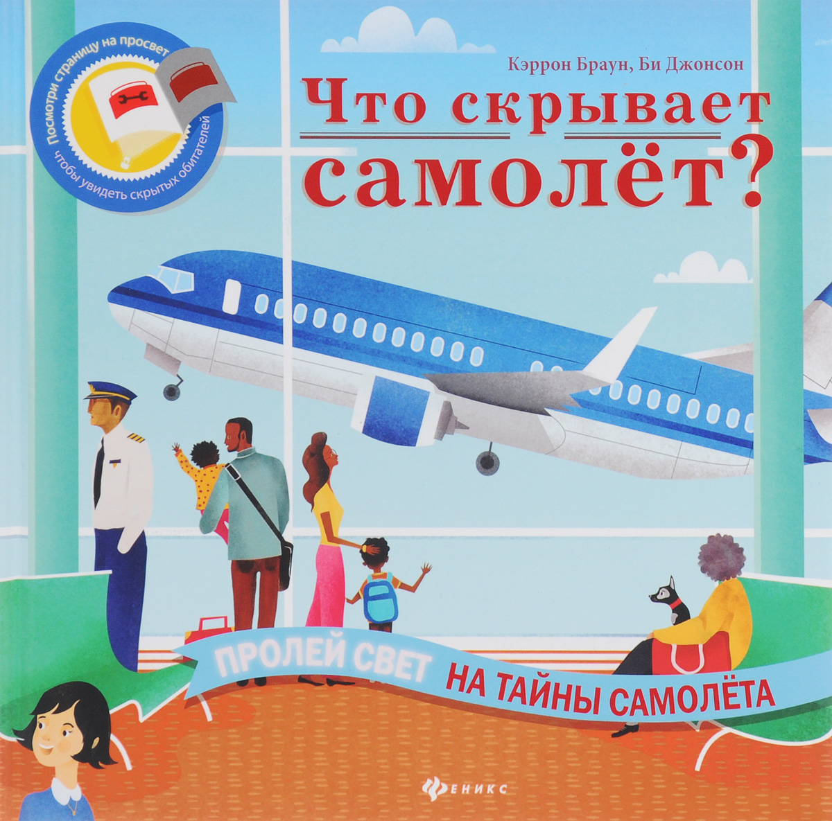 Кэррон Браун, Би Джонсон Что скрывает самолет? браун кэррон что скрывает стройка